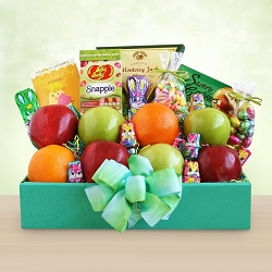 Springtime Delights Fruit Gift Basket