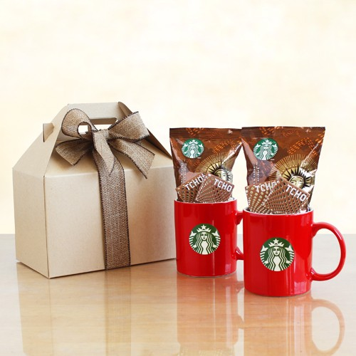 Starbucks Care Gift Box