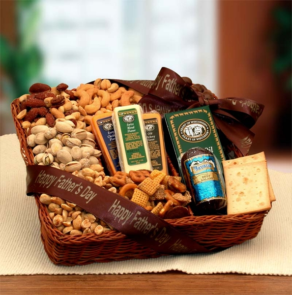 Sweet & Savory Happy Father's Day Gourmet Tray