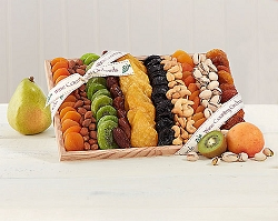 Deluxe  Dried Fruit and Nut Collection