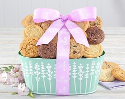 Fresh Baked Dozen Cookie Gift Basket