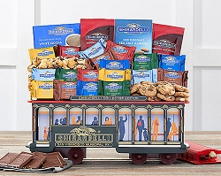 Ghirardelli Collector Edition Cable Car Chocolate Collection