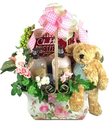 A Classic Mother's Day Gift Basket