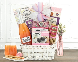 Bellini Italian Mothers Day Wine Gift Basket