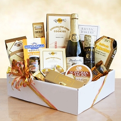 California Feast of Gourmet Food Gift Box