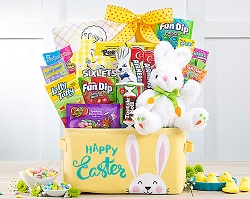 Children Easter Bunny Parade Gift Basket