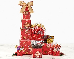 Deluxe Chocolate Gift Tower