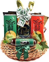 Father's Day Snacks Gift Basket