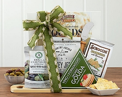 Gourmet Cheese Delight Gift