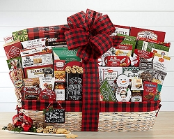 Grandeur Grand Holiday Gift Basket