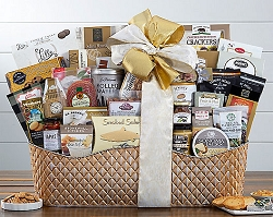 VIP Grand Gourmet Gift Basket