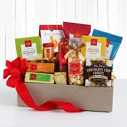 Holiday  Savory Gourmet Gift Basket