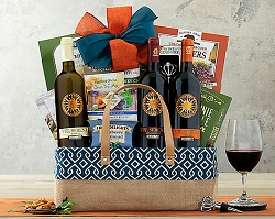 Italian Wine Trio Collection Gift Basket