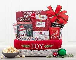 Joyful Surprise  Holiday Gift Basket