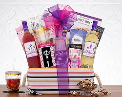 Ladies Night Out Gift Basket