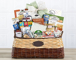 Mother's Day Picnic Gift Basket