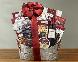 Napa Valley Cabernet Wine Gift Basket