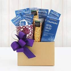 Starbucks and Tea Gift Basket Delight