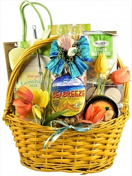 Tropical Snacks Gift Basket from Florida