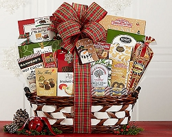 Tis The Season Gift Basket