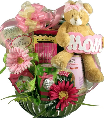 To The Best Mom! Gift Basket For Mom