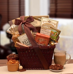 The Ultimate Savory Gourmet Gift Basket