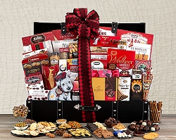 Ultimate Holiday Gourmet Gift Trunk