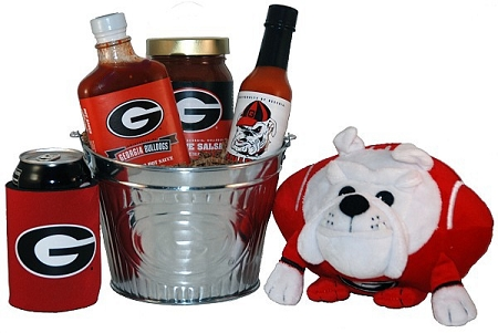 University Of Georgia UGA Gift Basket