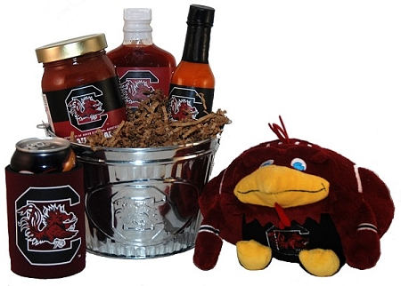 University Of South Carolina Gift Basket