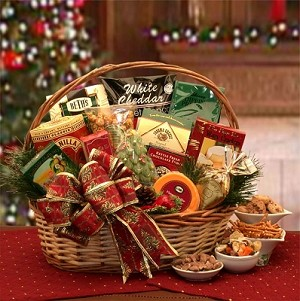 Best Of The Season: Holiday Gourmet Gift Basket