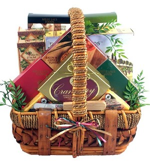 Cheese Sampler Cheese Lover Gourmet Gift Basket