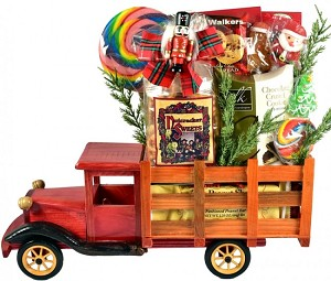 Christmas Truck Express: Holiday Gift