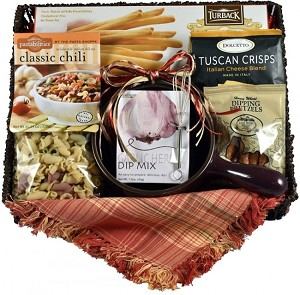 Comfort Gourmet Food Gift Tray