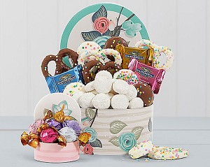 Cookie and Chocolate Collection Gift Basket