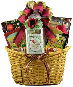 Specially For Women! Gift Basket For Her  -Sugar Free