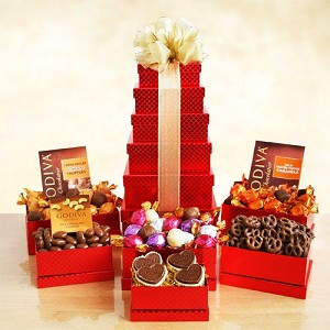 Godiva Passion: Gift Towers