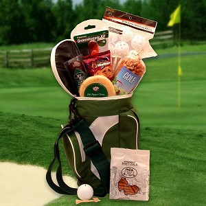 Golfing Sports Tote