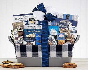 Grand Kosher Collection Gift Basket