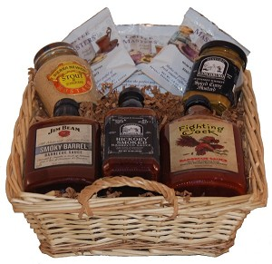 Barbecue Gourmet Basket