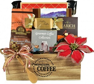 Holiday Premium Gourmet Coffee Collection Gift