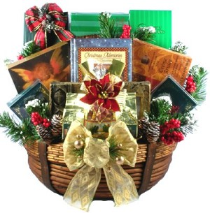 Magnificent christian Christmas Gift Basket