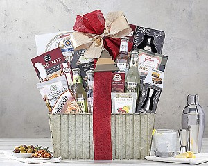 Party Time Happy Hour Gift Basket
