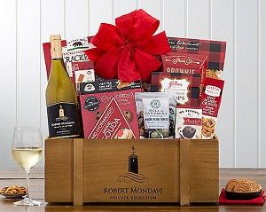 Robert Mondavi Private Selection: Chardonnay Wine Basket