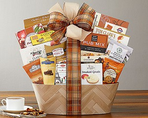 Savory and Sweet Collection Food Gift Basket