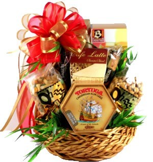 Specially For Him: Gift Basket For Men