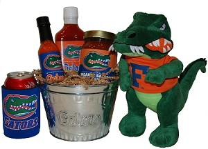 University Of Florida Gators Gift Basket