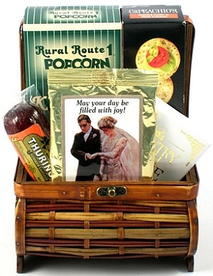 Your Special Wedding Day Gift Basket